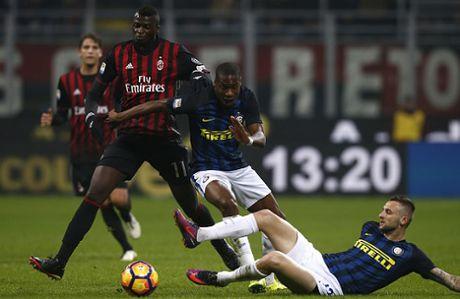 AC Milan - Inter: Ruot duoi den nghet tho - Anh 1