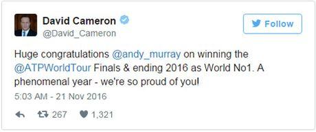 Federer & bao chi nga mu truoc nguoi hung Murray - Anh 4