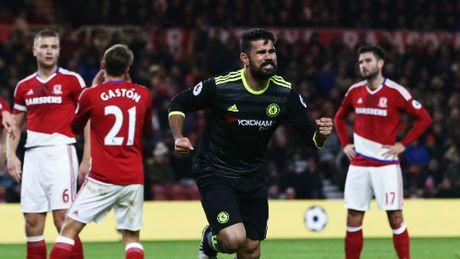 """Tieu diem vong 12 NHA: Chelsea """"len dinh"""", MU qua den - Anh 1"""