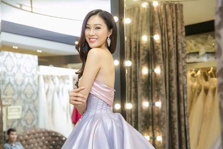 Dieu Ngoc thu trang phuc da hoi du thi 'Miss World 2016' - Anh 10