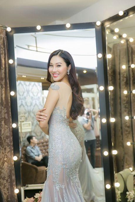 Dieu Ngoc thu trang phuc da hoi du thi 'Miss World 2016' - Anh 12