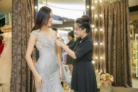 Dieu Ngoc thu trang phuc da hoi du thi 'Miss World 2016' - Anh 1