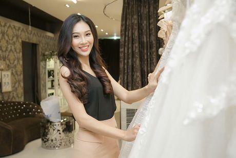Dieu Ngoc thu trang phuc da hoi du thi 'Miss World 2016' - Anh 2