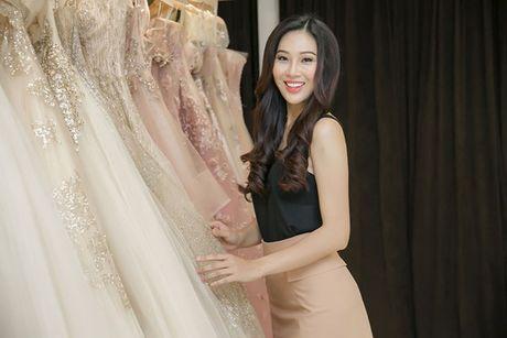 Dieu Ngoc thu trang phuc da hoi du thi 'Miss World 2016' - Anh 3