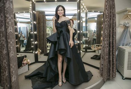 Dieu Ngoc thu trang phuc da hoi du thi 'Miss World 2016' - Anh 5