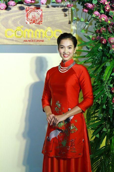 Vuong Thu Phuong hoi ngo dan sieu mau Viet Nam - Anh 1