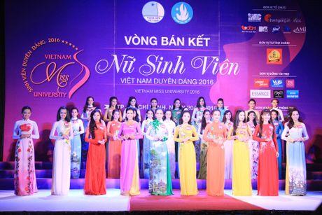10 thi sinh phia Nam vao cuoc thi 'Nu sinh vien Viet Nam duyen dang nam 2016' - Anh 10