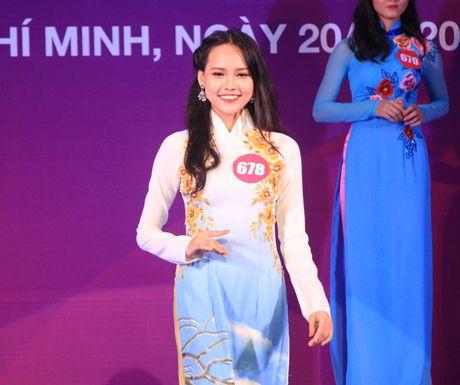 10 thi sinh phia Nam vao cuoc thi 'Nu sinh vien Viet Nam duyen dang nam 2016' - Anh 4
