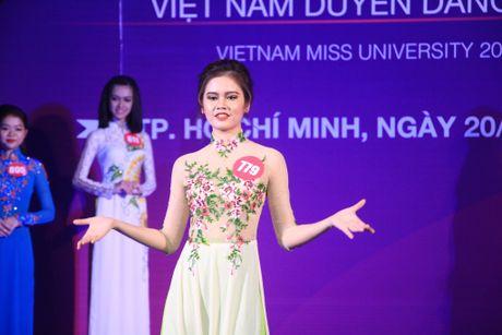 10 thi sinh phia Nam vao cuoc thi 'Nu sinh vien Viet Nam duyen dang nam 2016' - Anh 5