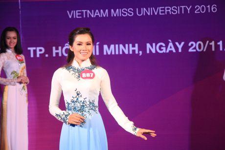 10 thi sinh phia Nam vao cuoc thi 'Nu sinh vien Viet Nam duyen dang nam 2016' - Anh 6