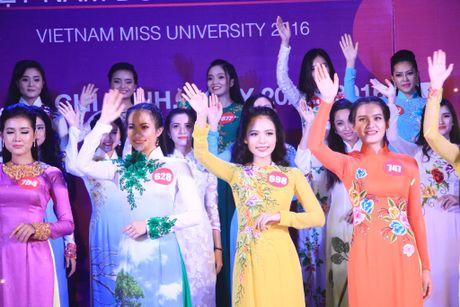 10 thi sinh phia Nam vao cuoc thi 'Nu sinh vien Viet Nam duyen dang nam 2016' - Anh 9