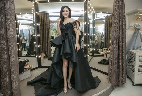 He lo nhung trang phuc da hoi Dieu Ngoc mang den Miss World 2016 - Anh 1