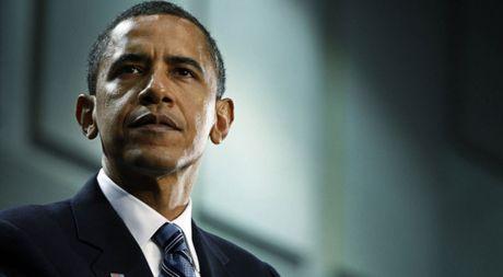 Tong thong Obama se thanh 'nha phe binh' chong Donald Trump - Anh 1