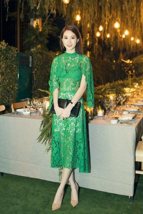 Thu Minh lo vong 2 ngan mo, Le Quyen gia 'dau don' - Anh 6