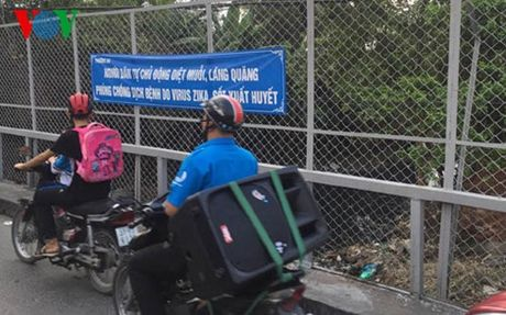 So ca nhiem Zika tai TP HCM khong ngung tang - Anh 1