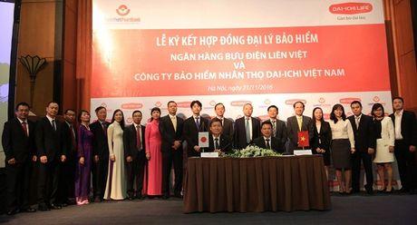 LienVietPostBank va Dai-ichi Life hop tac kinh doanh bao hiem - Anh 4