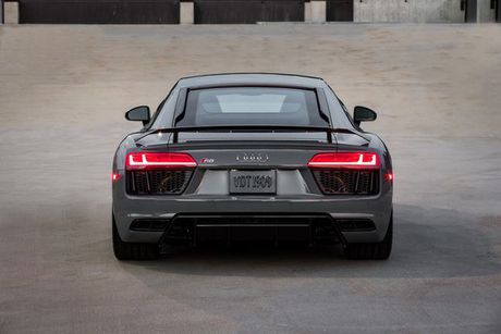 Chi tiet Audi R8 V10 Plus Exclusive Edition phien ban gioi han dac biet - Anh 12