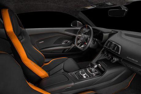 Chi tiet Audi R8 V10 Plus Exclusive Edition phien ban gioi han dac biet - Anh 3