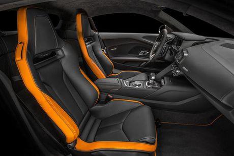 Chi tiet Audi R8 V10 Plus Exclusive Edition phien ban gioi han dac biet - Anh 5