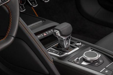 Chi tiet Audi R8 V10 Plus Exclusive Edition phien ban gioi han dac biet - Anh 6