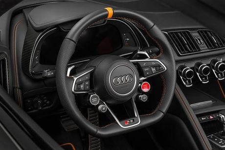 Chi tiet Audi R8 V10 Plus Exclusive Edition phien ban gioi han dac biet - Anh 7