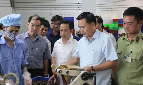 Quan ly an toan thuc pham: Bai toan kho o Hoai Duc - Anh 1