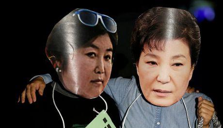 Han Quoc chinh thuc khoi to ban than Tong thong Park Geun-hye - Anh 1