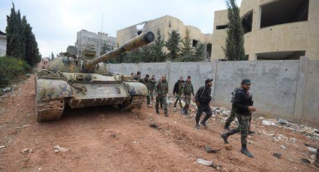 'Ho Syria' can quet chien binh tu vi dao, quan doi Syria khong che dong Aleppo - Anh 1