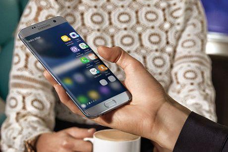 Samsung khang dinh Galaxy S7 khong loi pin! - Anh 1