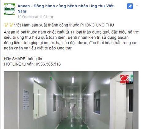 Xu phat Cong ty co phan Trieu Son 65 trieu dong - Anh 1
