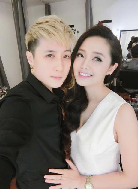 Hai chuyen tinh yeu dong tinh ngot ngao cua showbiz Viet - Anh 2
