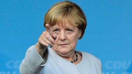 Nu Thu tuong Duc Angela Merkel se tranh cu nhiem ky 4 - Anh 1