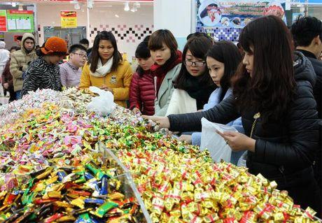 Cuoi nam, hang hoa Trung Quoc va ASEAN tap nap vao Viet Nam - Anh 1