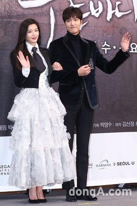Jun Ji Hyun va Lee Min Ho dung dau trong cac tu khoa tim kiem tren mang Han - Anh 2
