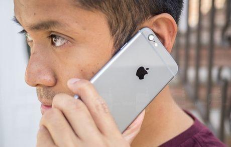 An trom xong mang iPhone di be khoa bi phat hien - Anh 1