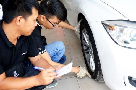Bridgestone Viet Nam dong hanh cung tai xe Viet lan banh an toan - Anh 8