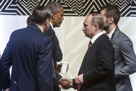 Obama, Putin gap chop nhoang tai Peru - Anh 1