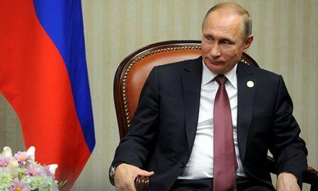Putin noi Trump san sang khoi phuc quan he song phuong - Anh 1