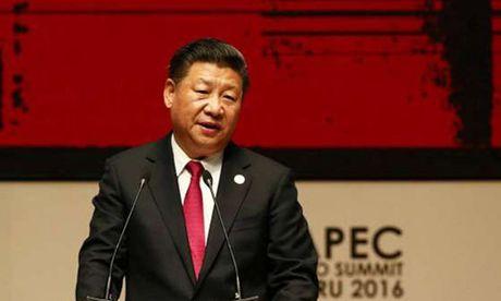 Ong Tap keu goi giai quyet song phuong Bien Dong tai APEC - Anh 1