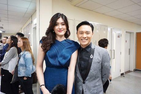 Huynh Tien xinh dep, than thiet ben tai tu TVB Tran Hao - Anh 10