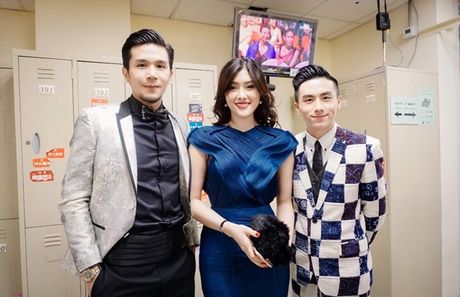 Huynh Tien xinh dep, than thiet ben tai tu TVB Tran Hao - Anh 12