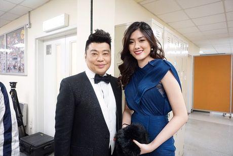 Huynh Tien xinh dep, than thiet ben tai tu TVB Tran Hao - Anh 6