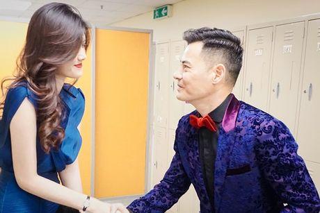 Huynh Tien xinh dep, than thiet ben tai tu TVB Tran Hao - Anh 7