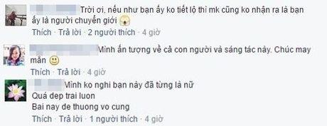 Thi sinh chuyen gioi 'hot' nhat tap 1 Bai hat hay nhat viet tho cam on khan gia da ung ho het minh - Anh 4