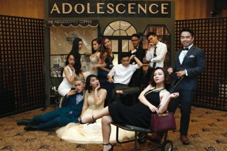 The Adolescence Night - Da tiec trong mo cua THPT Le Quy Don - Anh 1