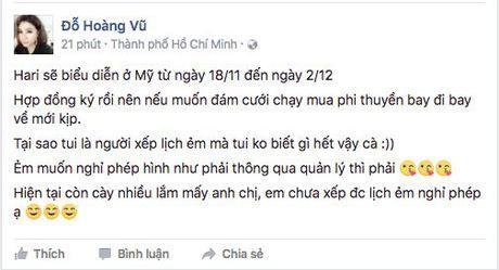DOC QUYEN Doc quyen: Ro ri thiep cuoi cua Hari Won va Tran Thanh se ket hon vao ngay 25/12! - Anh 5