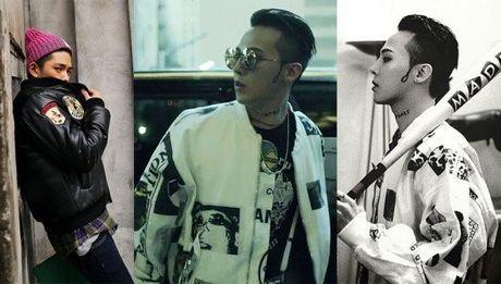 Dau phai tu nhien G-Dragon duoc lua chon la guong mat dai dien cua Chanel? - Anh 12