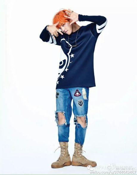 Dau phai tu nhien G-Dragon duoc lua chon la guong mat dai dien cua Chanel? - Anh 15