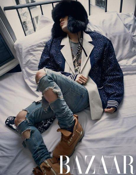 Dau phai tu nhien G-Dragon duoc lua chon la guong mat dai dien cua Chanel? - Anh 16