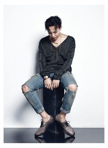 Dau phai tu nhien G-Dragon duoc lua chon la guong mat dai dien cua Chanel? - Anh 17